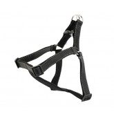 Ancol Padded Nylon Harness Black Med