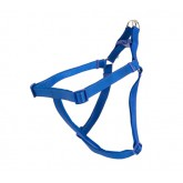 Ancol Padded Nylon Harness Blue Medium