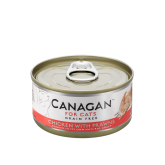 Canagan Wet Chicken with Prawn 75g Tin