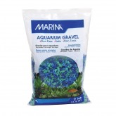 Marina Decorative Aquarium Gravel Tri-Colour Blue 2kg