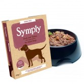 Symply wet Duck and Turkey with Sweet Potato 395g