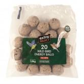 Extra Select Fat balls x 20