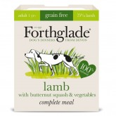 Forthglade Complete Meal Grain Free Adult Lamb Butternut Squash & Veg 395g