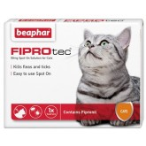 Beaphar Fiprotec Spot On Cat 1 Treatment