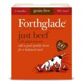 Forthglade Just Dog Grain Free Beef 395g