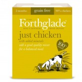 Forthglade Just Dog Grain Free Chicken 395g