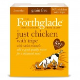 Forthglade Just Dog Grain Free Chicken With Tripe  395g
