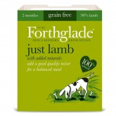 Forthglade Just Dog Grain Free Lamb 395g