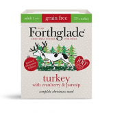 ForthglaTurkey with Cranberry & Parsnip 395g