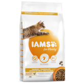 Iams Cat Hairball Chicken 2kg