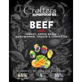 Crofters Superfood 65 Beef 12kg