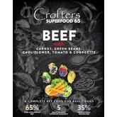 Crofters Superfood 65 Beef 2kg