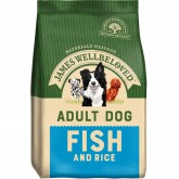 James Wellbeloved Adult Fish & Rice 2kg