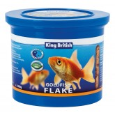 King British Natural Goldfish Flake 200g