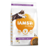 Iams Vitality Kitten Food With Fresh Chicken 2kg