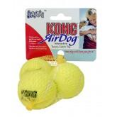 KONG SqueakAir Tennis Balls     Xsmall 3pack