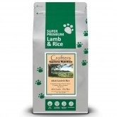 Crofters Supreme Lamb & Rice  2kg