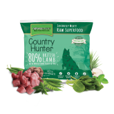 Country Hunter Raw Superfood Nuggets British Lamb 1kg