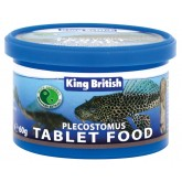 King British Pleco Tablets