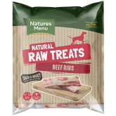 Natures Menu Frozen Raw Beef Ribs