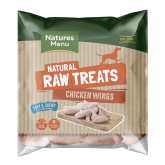 Natures Menu Frozen Raw Chicken Wings