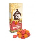 Tiny Friends Farm Russel Fruitees With Cherry & Apricot 120g