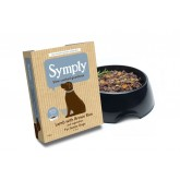 Symply Wet Lamb with Brown Rice For Senior Dogs 395g