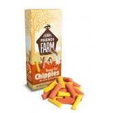Tiny Friends Farm Reggie Rat Chippies 120g